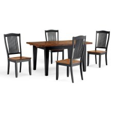 Leg Table (ebony)