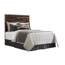 Shanghai Panel Headboard California King Headboard
