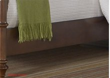 Twin Poster Bed Rails