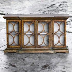 Belino, 4 Door Cabinet, Mist