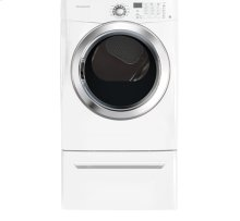 Frigidaire 7.0 Cu. Ft Gas Dryer featuring Ready Steam