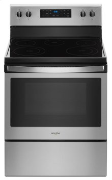 5.3 cu. ft. Freestanding Electric Range with 5 Elements