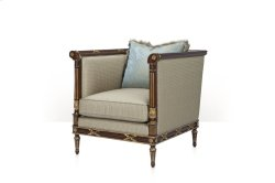 The Regent's Visit Upholstered Chair