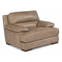 Jade Leather Chair Product Image