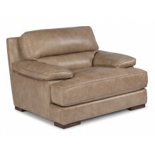 Jade Leather Chair
