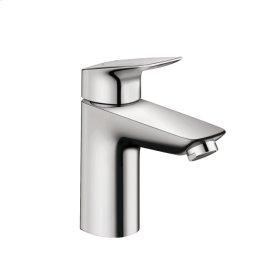 Chrome Single-Hole Faucet 100, 1.0 GPM
