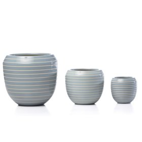 Cool Pool Cachepot - Set of 3