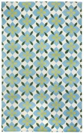 Coco's Flower Apple Hunter Hand Knotted Rugs