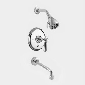 2700 Series Pressure Balance Tub and Shower Set with Tremont Handle (available as trim only P/N: 1.276168T)