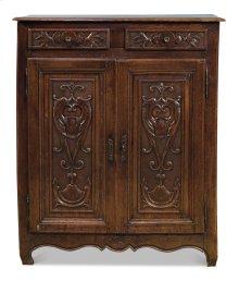 17th Century French Or Italian Cupboard