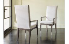 Soho by Rachael Ray Upholstered Back Arm Chair