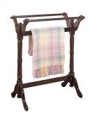 """Heirloom Cherry"" Blanket Rack Product Image"