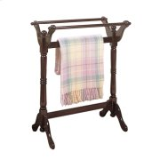 """Heirloom Cherry"" Blanket Rack Product Image"