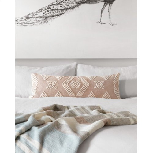 Mh Taupe / Multi Pillow