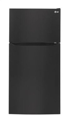 """24 cu. ft. Large Capacity Top Freezer Refrigerator w/Ice Maker (Fits a 33"""" Opening)"""