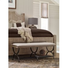 Bed Bench/Luggage Rack