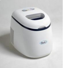 Model IMW24 - Portable Ice Maker - White