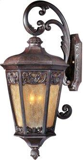 Lexington VX 3-Light Outdoor Wall Lantern