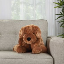 "Plushlines N0583 Brown 1'6"" X 1'10"" Plush Animals"