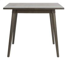 Simone Square Dining Table - Grey Walnut