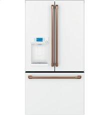 Cafe Refrigeration Handle Kit - Brushed Copper