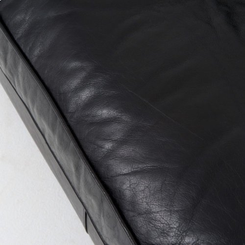 Old Saddle Black Cover Larkin Club Chair