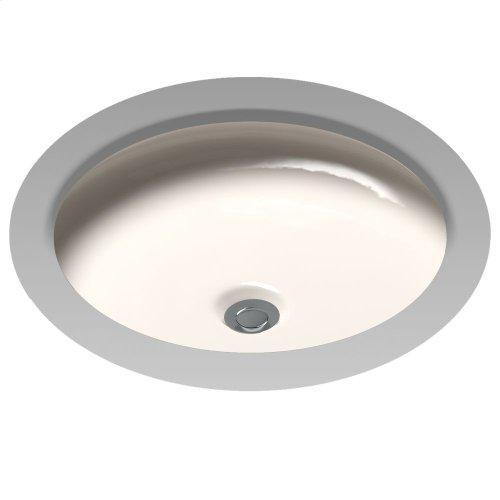 Curva Undercounter Lavatory - Sedona Beige