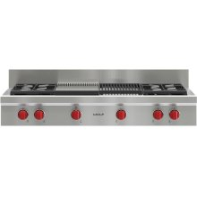 "48"" x 5"" Sealed Burner Rangetop Riser"