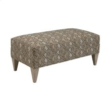 Stautner Rectangle Ottoman