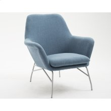 Accent Chair-uptown Denim #hrw1650-9