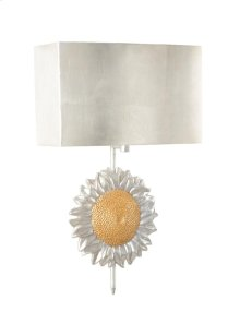 Sunflower Sconce