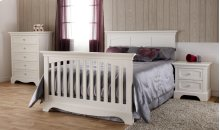Ragusa Full-Size Bed Rails