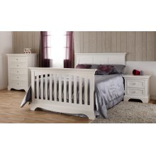 Ragusa Full-Size Bed Rails