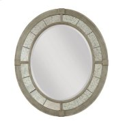 Savona Rococo Oval Mirror Product Image