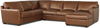 Comfort Design Living Room Expectations Sectional CL4060 SECT