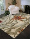 TROPICS TS01 IV RECTANGLE RUG 7'6'' x 9'6''