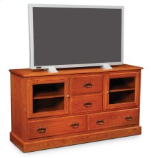 Classic TV Stand, Extra Large