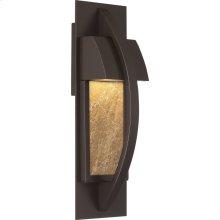 Monument Outdoor Lantern in Western Bronze