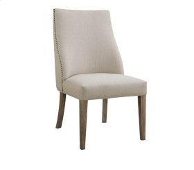 Barcelona - Side Chair Fully Upholstered