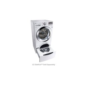 LG Appliances4.5 cu. ft. Ultra Large Capacity with Steam Technology