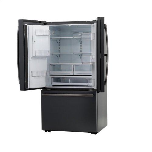 GE® 27.8 Cu. Ft. French-Door Refrigerator with Door In Door