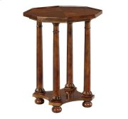 European Legacy Pillar End Table Product Image