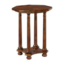 European Legacy Pillar End Table