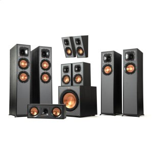 KlipschR-625FA 7.1.4 Dolby Atmos Home Theater System