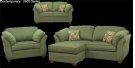 Contemporary Apt Sofa Product Image