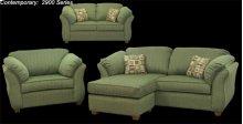 Contemporary Apt Sofa