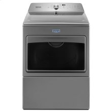 "Maytag® Large Capacity Electric Dryer with IntelliDry® Sensor "" 7.4 cu. ft. - Metallic Slate"