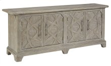 Summer Creek Owl's Head Credenza
