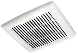 InVent Series 80 CFM 0.8 Sones Finish Pack with White Grille; ENERGY STAR® certified product