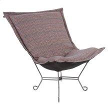 Scroll Puff Chair Alton Berry